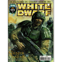 White Dwarf N° 111 (magazine de jeux de figurines Games Workshop en VF)