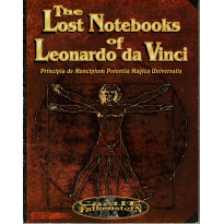 The Lost Notebooks of Leonardo da Vinci (Rpg Castle Falkenstein en VO) 002