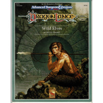 Dragonlance - DLS4 Wild Elves (jdr AD&D 2e édition en VO)