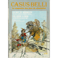 Casus Belli N° 23 (Le magazine des jeux de simulation)