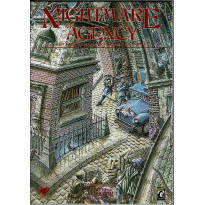Nightmare Agency (jdr L'Appel de Cthulhu 4e édition en VF)