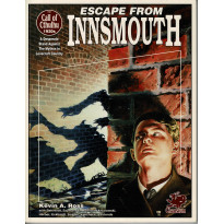 Escape from Innsmouth (Rpg Call of Cthulhu 1920s en VO)