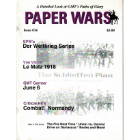 Paper Wars - Issue 34 (magazine wargames en VO) 001