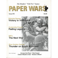 Paper Wars - Issue 51 (magazine wargames en VO) 001