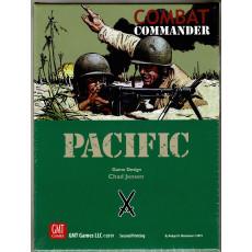 Combat Commander Pacific - Second Printing de 2019 (wargame GMT en VO)