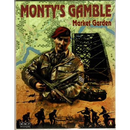 Monty's Gamble - Market Garden 1944 (wargame MMP en VO) 002