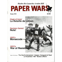 Paper Wars - Issue 32 (magazine wargames en VO) 001