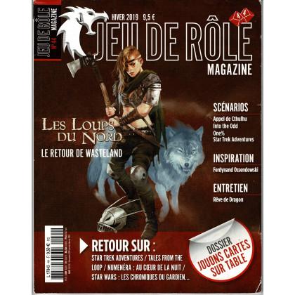 Jeu de Rôle Magazine N° 44 (revue de jeux de rôles) 001