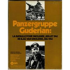 Panzergruppe Guderian : La bataille pour Smolensk, juillet 1941 (wargame SPI en VF)
