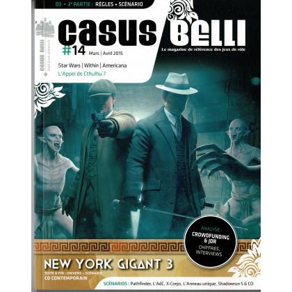 Casus Belli N° 14 (magazine de jeux de rôle - Editions BBE) 004