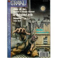 Graal N° 6 (Le magazine des jeux de l'imaginaire et de rôles)