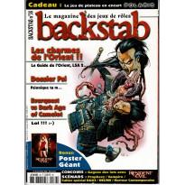 Backstab N° 38 (le magazine des jeux de rôles)