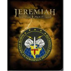Jeremiah - Thunder Mountain (jdr de Mongoose Publishing en VO)