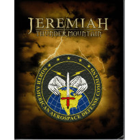 Jeremiah - Thunder Mountain (jdr de Mongoose Publishing en VO)