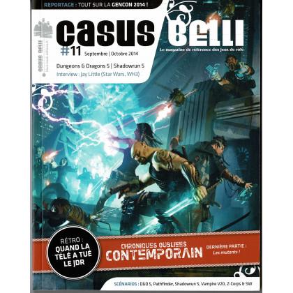 Casus Belli N° 11 (magazine de jeux de rôle - Editions BBE) 004