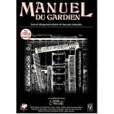 Manuel du Gardien (jdr L'Appel de Cthulhu 5e édition en VF)
