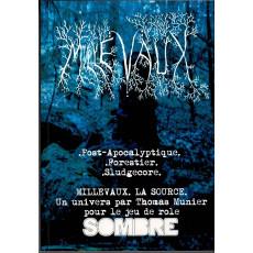 Millevaux - La Source (jdr pour Sombre en auto-édition en VF)