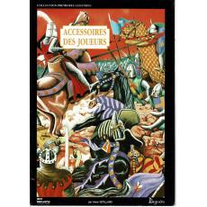 Accessoires des Joueurs et du Maître de Jeu - Livret seul (jdr Premières Légendes de la Table Ronde en VF)