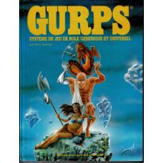 GURPS - Système de Jeu de Rôle Générique et Universel (Livre de règles en VF)