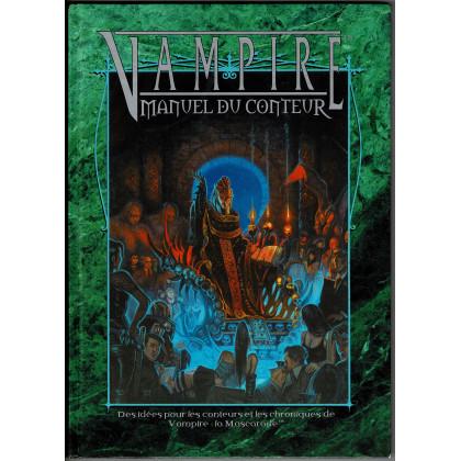Manuel du Conteur (jdr Vampire La Mascarade en VF) 001