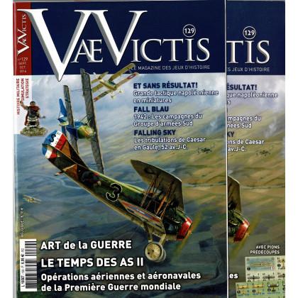 Vae Victis N° 129 avec wargame (Le Magazine du Jeu d'Histoire) 002