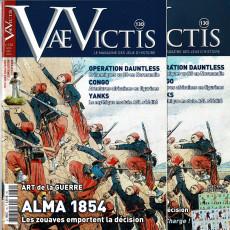Vae Victis N° 130 avec wargame (Le Magazine du Jeu d'Histoire)
