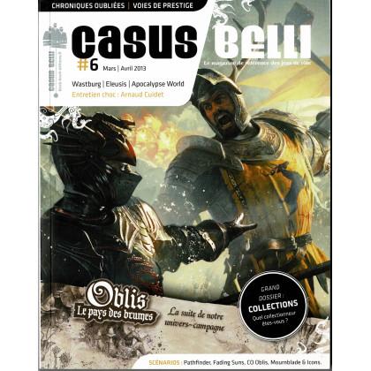 Casus Belli N° 6 (magazine de jeux de rôle - Editions BBE) 009