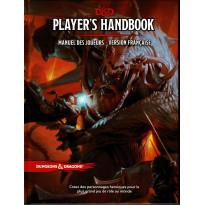 Manuel des Joueurs (jdr Dungeons & Dragons 5 en VF) 002