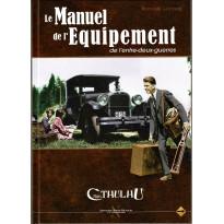 Le Manuel de l'Equipement de l'entre-deux-guerres - Edition spéciale (jdr L'Appel de Cthulhu V6 en VF) 007*