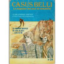 Casus Belli N° 24 (Le magazine des jeux de simulation)