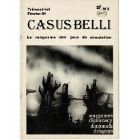 Casus Belli N° 3 (Le magazine des jeux de simulation)