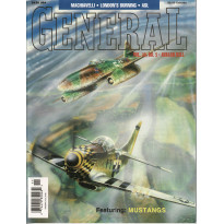 General Vol. 30 Nr. 5 (magazine jeux Avalon Hill en VO)