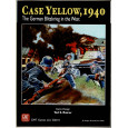 Case Yellow 1940 - The German Blitzkrieg in the West (wargame GMT en VO) 003