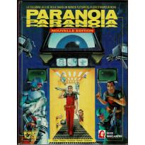 Paranoïa - Nouvelle Edition (jdr 2e édition de jeux Descartes en VF) 005