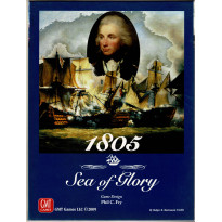 Sea of Glory 1805 (wargame GMT en VO)
