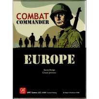 Combat Commander Europe - Second Printing de 2008 (wargame GMT en VO)