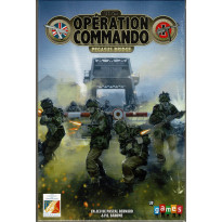 Opération Commando - Pegasus Bridge (wargame d'Ajax Games en VF)