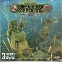 Opération Commando - Sainte-Mère-Eglise (wargame d'Ajax Games en VF)