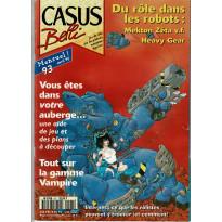 Casus Belli N° 93 (magazine de jeux de rôle) 010