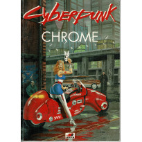 Chrome (jdr Cyberpunk 1ère édition & 1ère impression en VF)
