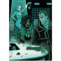 Cyberpunk - Ecran de jeu seul (jdr 1ère édition en VF) 003