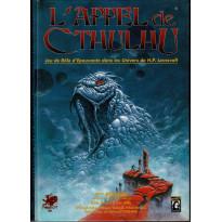 L'Appel de Cthulhu - 5ème Edition (livre de règles jdr en VF)