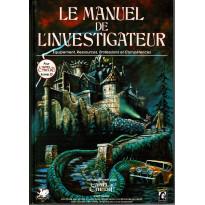 Le Manuel de l'Investigateur (jdr L'Appel de Cthulhu 5ème édition en VF)