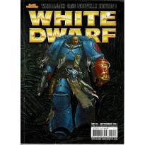 White Dwarf N° 125 (magazine de jeux de figurines Games Workshop en VF)