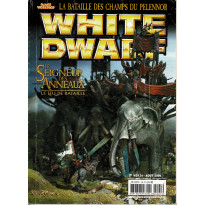 White Dwarf N° 124 (magazine de jeux de figurines Games Workshop en VF)