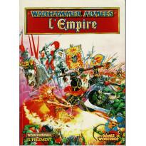 Warhammer Armées - L'Empire (jeu de figurines Games Workshop V4 en VF)