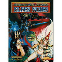 Warhammer Armées - Elfes Noirs (jeu de figurines Games Workshop V4 en VF)