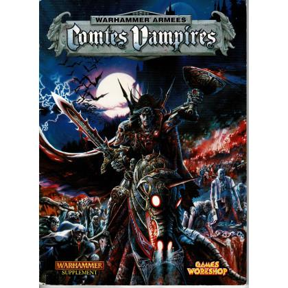 Warhammer Armées - Comtes Vampires (jeu de figurines Games Workshop V5 en VF) 001
