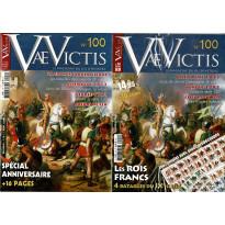 Vae Victis N° 100 avec wargame (Le Magazine du Jeu d'Histoire)