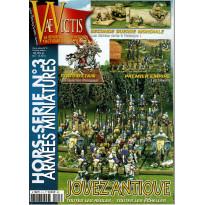 Vae Victis N° 3 Hors-Série Armées Miniatures (La revue du Jeu d'Histoire tactique et stratégique)